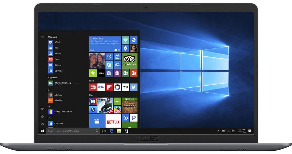 ASUS 15.6 pulgadas VivoBook S15 S510UQ Notebook