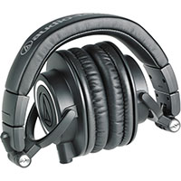 Auriculares Aspectos destacados de Audio-Technika ATX-M50X