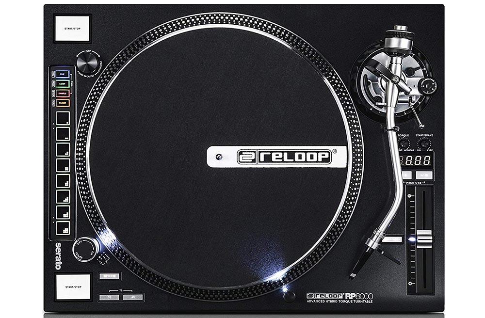 Reloop - RP8000S