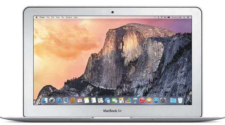 >Apple MacBook Air MJVM2LL/A 11.6 pulgadas» width=»500″ height=»347″></p> <p><strong>Procesador Intel Core i5-5250U de doble núcleo ? Memoria DDR3 de 4 GB de 4 GB de memoria ( 4GB DDR3 Memory) 128 GB de almacenamiento flash basado en PCIe de 11,6 pulgadas de pantalla</strong></p> <p>Es difícil encontrar computadoras Mac por menos de 500, pero este Macbook Air marca la mayoría de las casillas por un precio delgado y un perfil más delgado.</p> <p>11.6″ no es ideal para la producción seria y si usted está buscando una máquina lo suficientemente potente para ejecutar sesiones grandes, entonces usted tal vez debería buscar en los ordenadores portátiles de Windows por el dinero, pero si desea ejecutar GarageBand o sesiones pequeñas en Logic, entonces este Macbook Air es capaz y obviamente, es una gran máquina para el uso general y DJing.</p> <p>Este Macbook Air es pequeño y superligero y puede funcionar hasta 12 horas o más con una sola carga. Es encantador de usar y una vez que estás acostumbrado a la pantalla más pequeña, realmente no hay desventaja. Para hacer ritmos y melodías simples, u organizar música, trabajar, etc,, esta es una gran máquina que pasará la mayoría de las pruebas para el productor aficionado.</p> <p><strong>Pros</strong></p> <ul> <li>Excelente calidad de construcción</li> <li>Bueno para ejecutar sesiones pequeñas en GarageBand y Logic</li> <li>Impresionante duración de la batería</li> </ul> <p><strong>Contras</strong></p> <ul> <li>No lo suficientemente potente para una producción seria</li> </ul> <h3><a target=