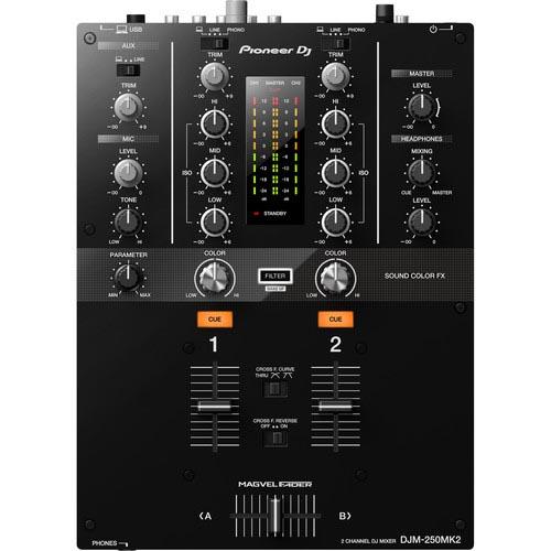 Pioneer DJ DJM-250 Mark II