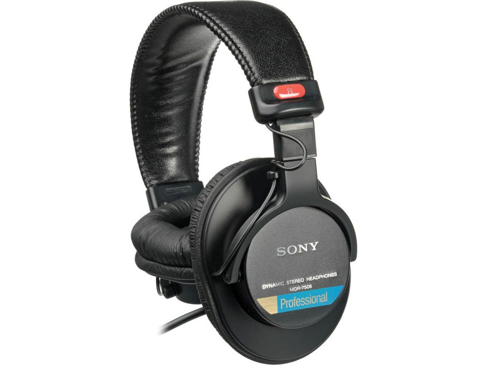 Auriculares Sony MDR7506 Professional