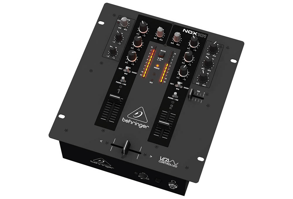 Mezclador Behringer NOX101 DJ