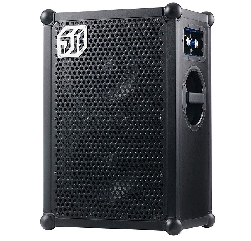 SOUNDBOKS 2 – el portátil más fuerte, alimentado por batería, altavoz Bluetooth