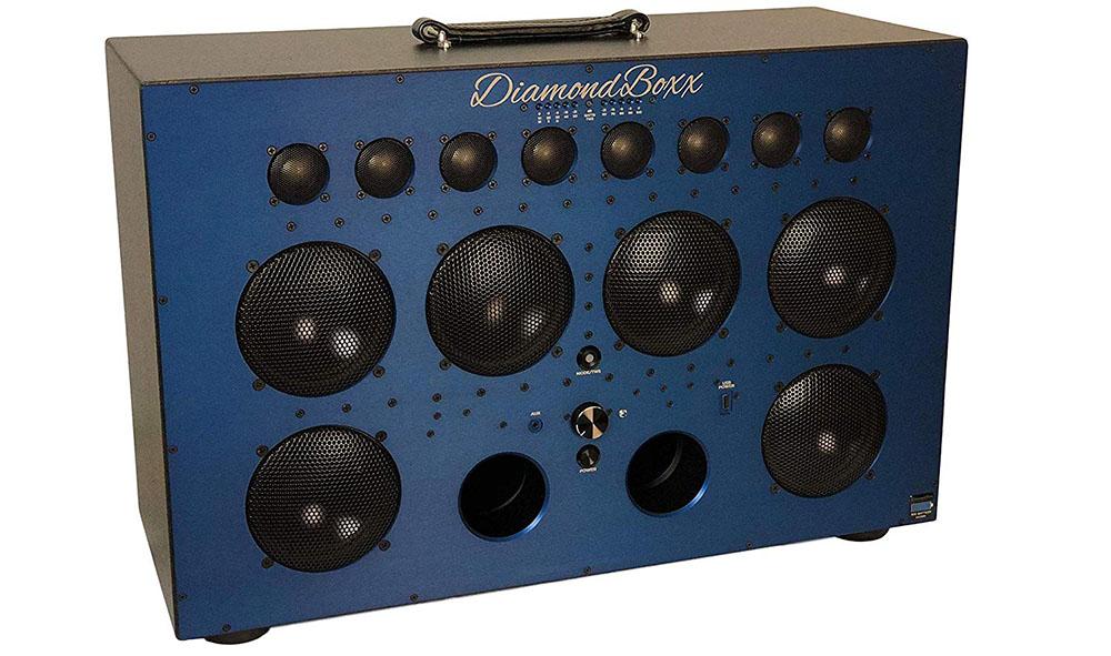 Altavoz DiamondBoxx Modelo XL2