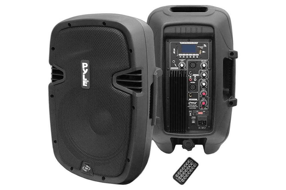 Amplificador PYLE-PRO Parte 10 pulgadas/700 vatios PPHP1037UB
