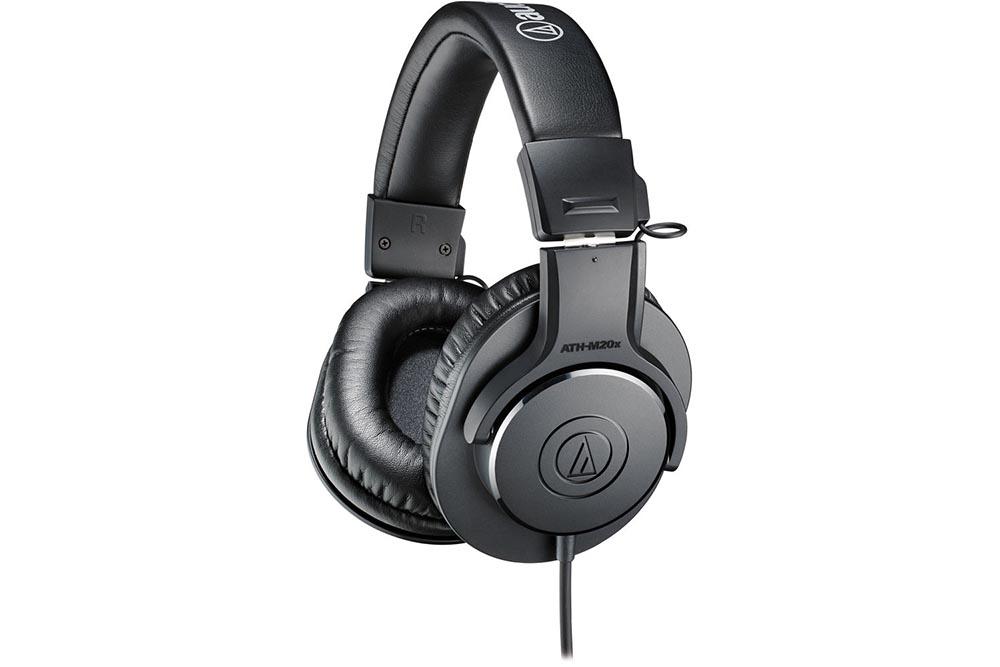 Auriculares Audio-Technica ATH-M20X