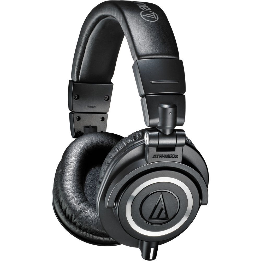 Auriculares profesionales Audio-Technica ATH-M50X Studio Monitor