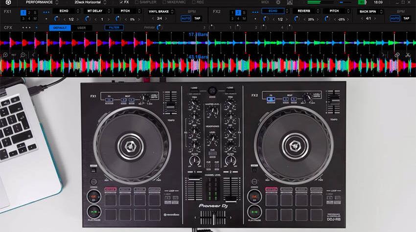 Tecnicas de transicion para DJs