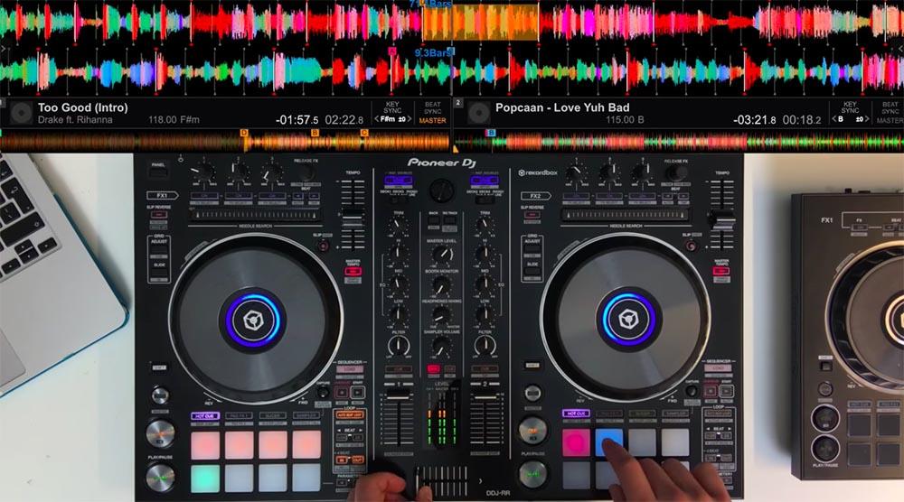 Técnicas avanzadas de mezcla de DJ 02