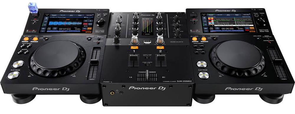 Pioneer DJ250 MK2