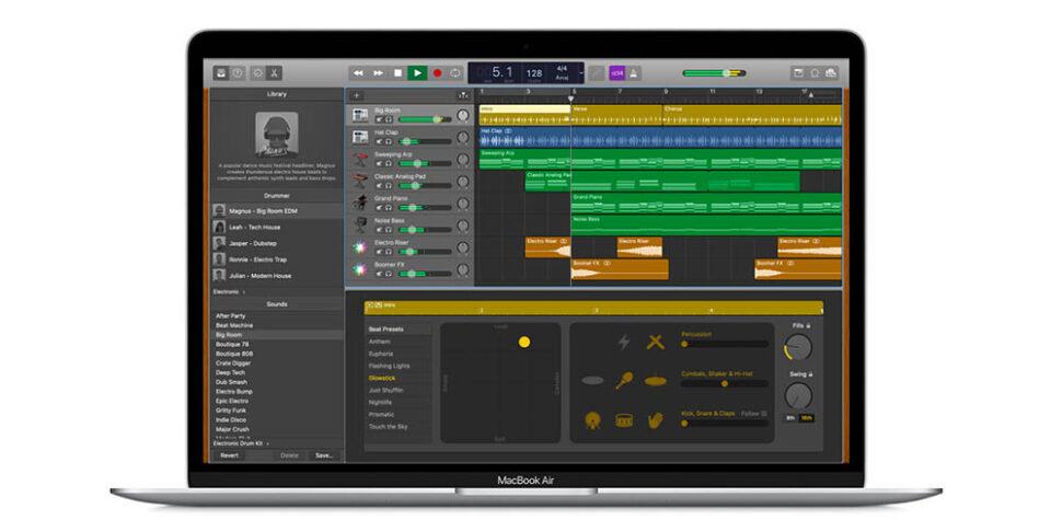 Estaciones de Trabajo de Audio Digital