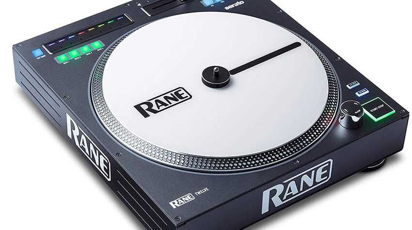 Controladores de DJ para scratchse en 2021