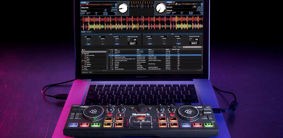 Controladores de DJ por debajo 500 €